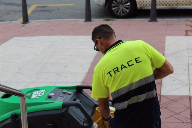 Servicio de limpieza en Ceuta