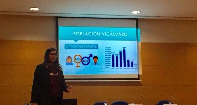Presentación trabajos sobre el comercio de Vicálvaro