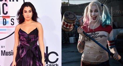 Halloween: La cantante de Fifth Harmony Lauren Jauregui se disfraza de Harley Quinn