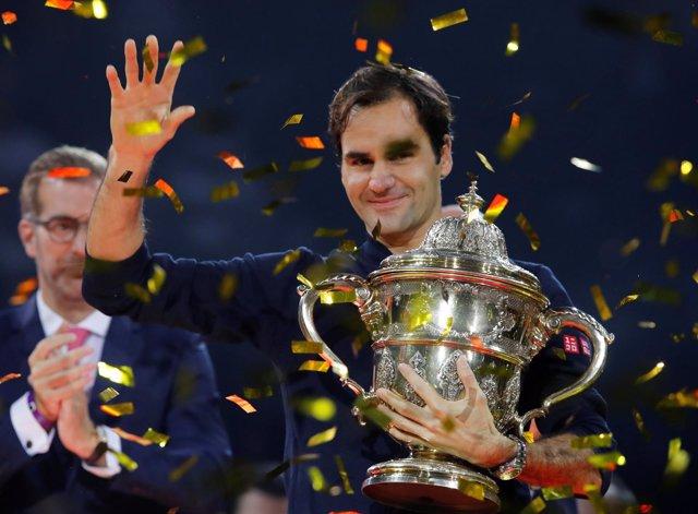 Roger Federer Basilea