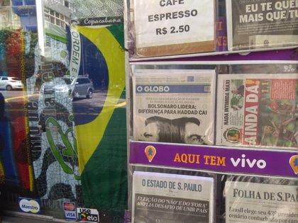 Enérgica movilización entre los votantes durante la mañana de comicios en Brasil