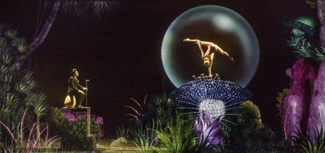 Imagen del espectáculo 'Los sueños del Bosco'