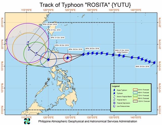 Tifón Rosita