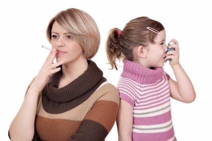 Los niños que viven en hogares con humo 'fuman' entre 60 y 150 cigarrillos