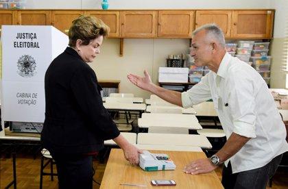 Rousseff confía en la remontada de Fernando Haddad en las presidenciales