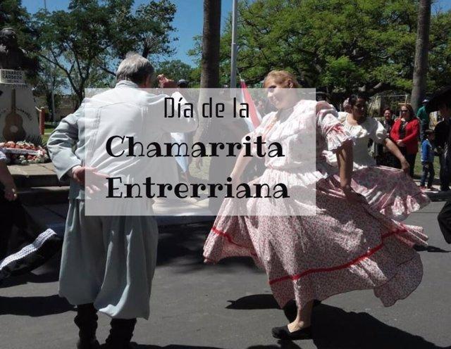 Chamarrita entrerriana