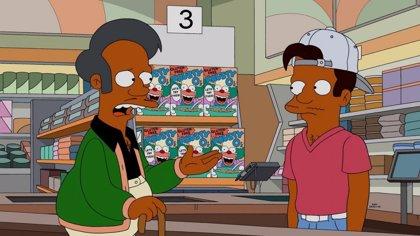 """Los fans de Los Simpson indignados tras la decisión de eliminar a Apu: """"Esto apesta"""""""