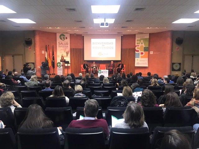 Jornadas Salud Investiga en la Escuela Andaluza de Salud Pública