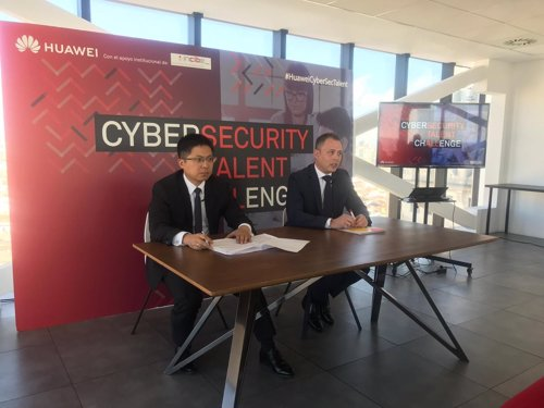 Huawei e Incibe presentan Cybersecurity Talent Challenge
