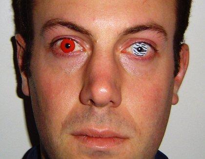 Alertan del riesgo de usar lentes de contacto cosméticas