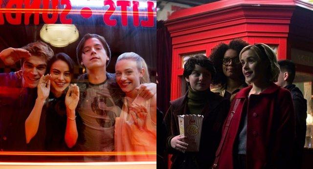 Las escalofriantes aventuras de Sabrina y Riverdale