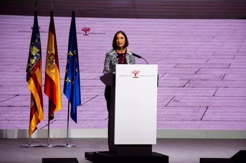 El Rey Felipe VI en el XXI Congreso Nacional de la Empresa Familiar en Valencia