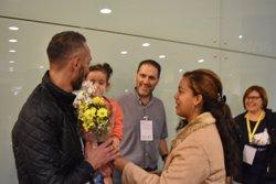 Refugiats a l'aeroport per viatjar a Andorra