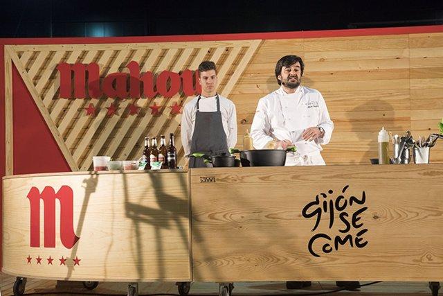 Imagen de archivo de 'Gijón Se Come 2017'