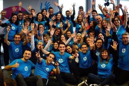 HP supera el medio millón de euros en donaciones para proyectos solidarios