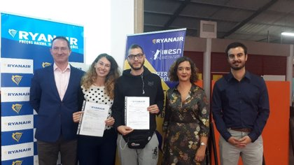 Ryanair supera las 200.000 reservas en su plataforma Erasmus Student Network