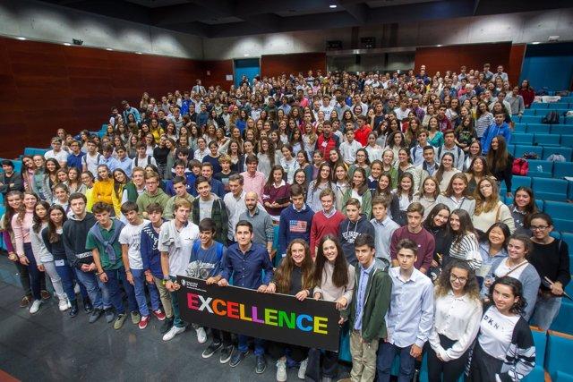 Participantes en el programa excellence de la Universida dde Navarra