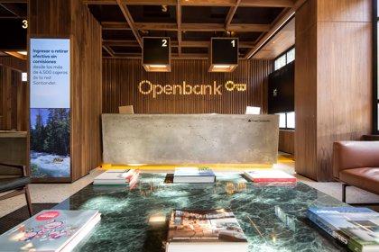 Openbank, el banco online de Santander, 'premia' con un 3% el traspaso de planes de pensiones