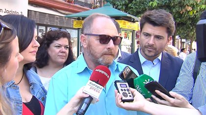 """Antonio del Castillo expresa su """"apoyo"""" a VOX con su asistencia a """"algún acto"""" pero sin """"entrar en política"""""""