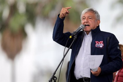 López Obrador cancela el nuevo aeropuerto de Ciudad de México, parcialmente construido