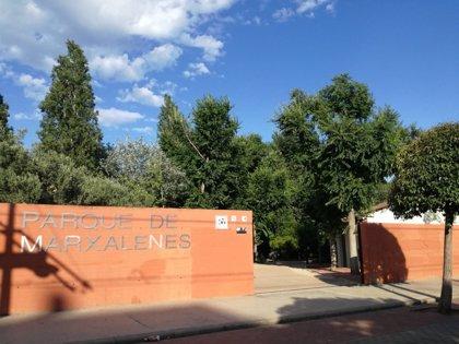 El Ayuntamiento de València cierra sus parques vallados debido a la alerta por viento