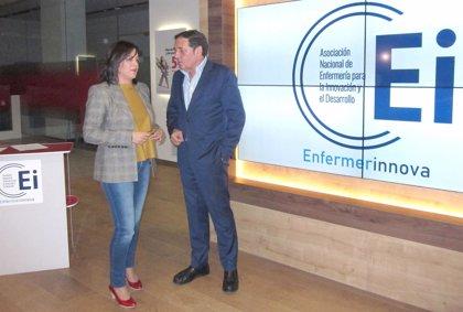 Nace en Valladolid la asociación nacional Enfermerinnova, que abordará en un congreso el apoyo emocional al paciente