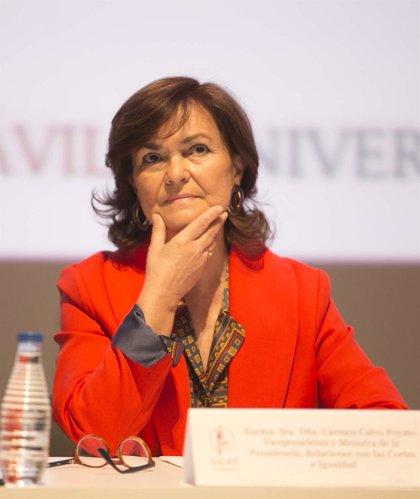 La reforma del Código Penal sobre la prescripción de los abusos a menores aún no está cerrada, según el Gobierno