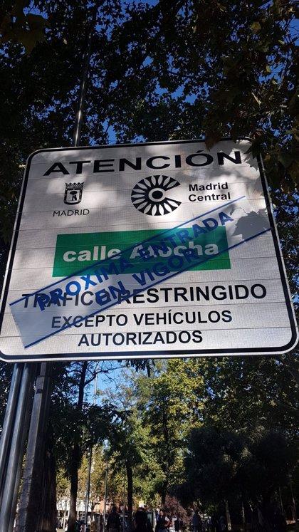 Ayuntamiento propone que se reúna mañana la comisión técnica para estudiar los refuerzos de cara a Madrid Central