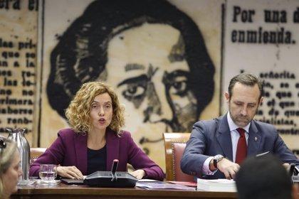 """Batet califica de """"positiva"""" la """"predisposición"""" del Vaticano para encontrar una solución a la inhumación de Franco"""
