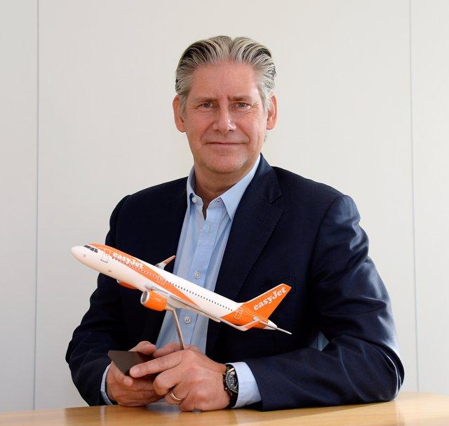 Johan Lundgren, CEO de easyJet