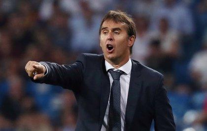 """El Real Madrid destituye a Lopetegui en busca de """"cambiar la dinámica"""" y nombra a Solari provisionalmente"""