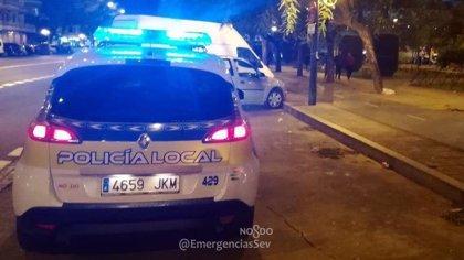 Detenido un varón acusado de robar en una óptica de Sevilla capital