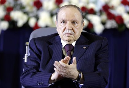 El secretario del FLN afirma que Buteflika será candidato a la reelección en las presidenciales de 2019 en Argelia