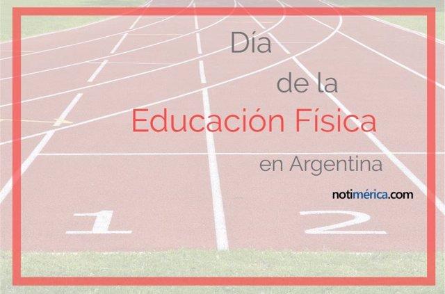 Día de la Educación Física en Argentina