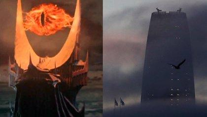 Fans de El Señor de los Anillos piden convertir la Torre de San Francisco en el Ojo de Sauron en Halloween