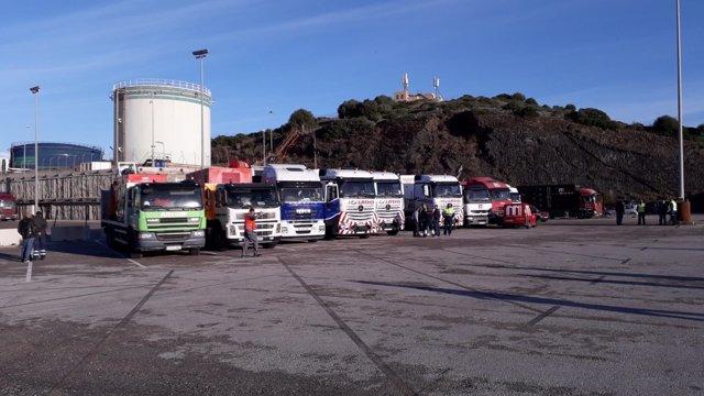 Endesa descarga grupos electrógenos en Menorca