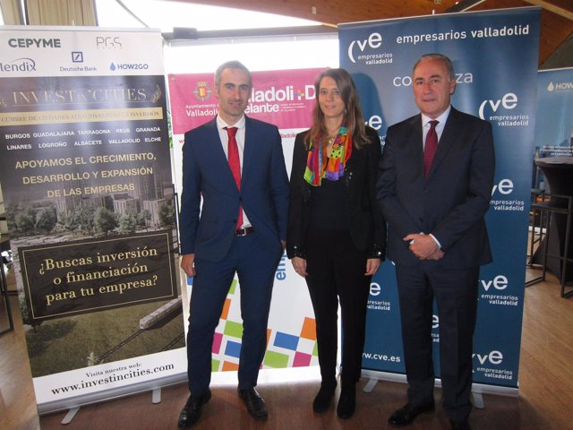 Foro 'Invest in cities' en Valladolid. 30-10-2018