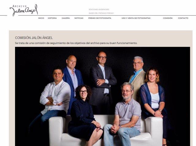 Comisión de Seguimiento del Archivo Jalón Ángel