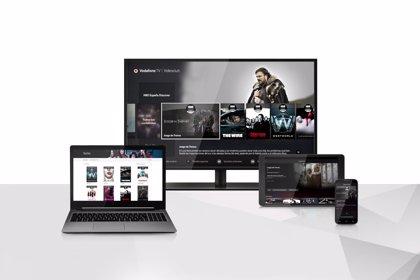 Vodafone refuerza su apuesta de televisión ofreciendo gratis seres de HBO a clientes convergentes y de móvil