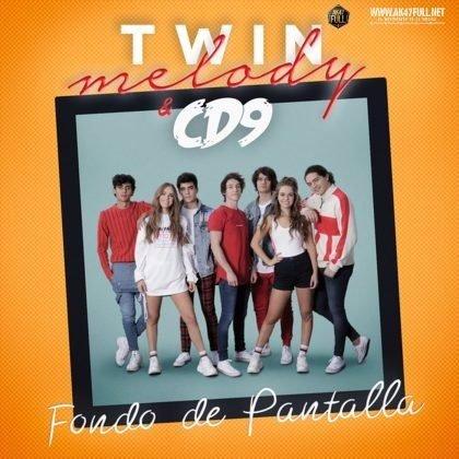 Twin Melody estrenan pegadizo nuevo single con CD9: Fondo de Pantalla