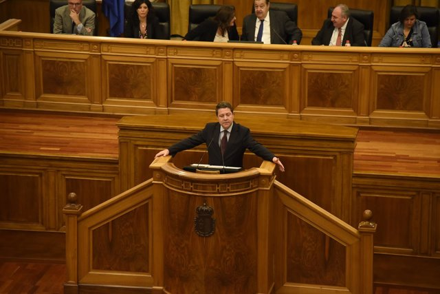 Emiliano García-Page en Debateo Sobre el Estado de la Región