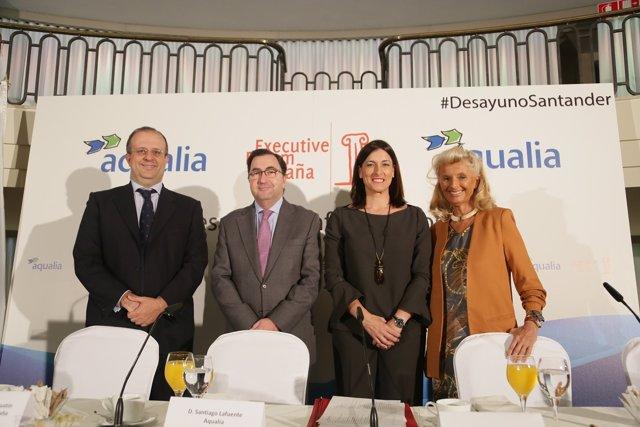 Igual en el foro organizado por Executive Forum España en Madrid