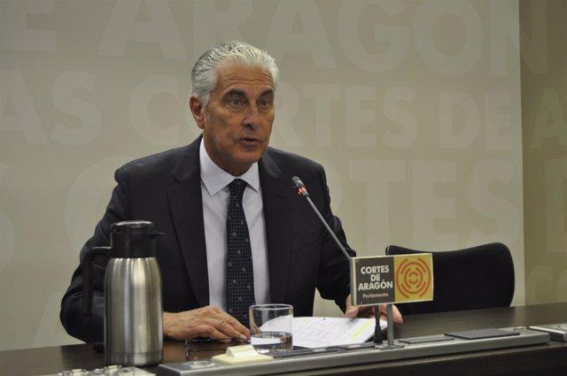 Antonio Suárez, diputado del PP