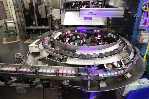 Reciclaje de cartuchos de impresora