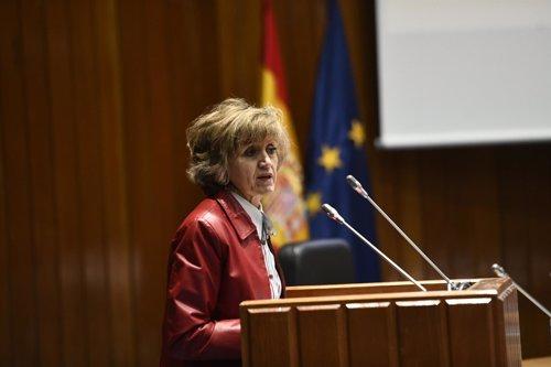 María Luisa Carcedo, Día Internacional para la Erradicación de la Pobreza
