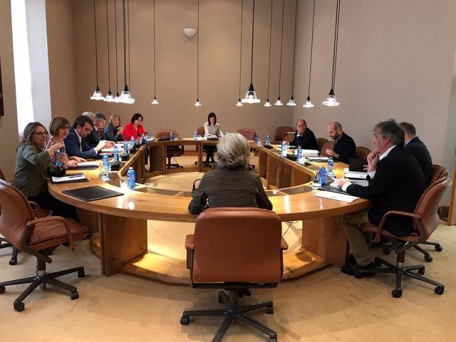 Junta de Portavoces del Parlamento de Galicia
