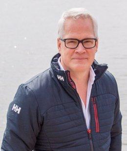 Paul Stoneham, CEO de Helly Hansen