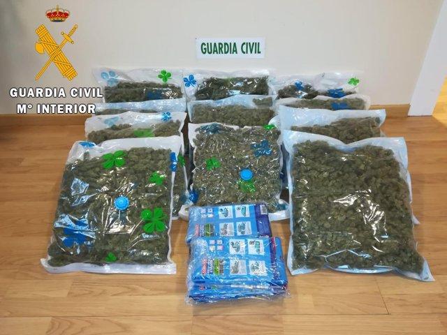 Marihuana Santa Olalla