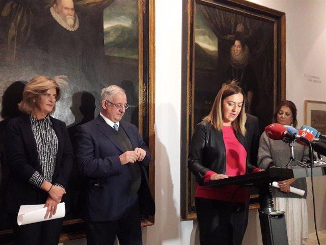 Inauguración exposición Archivo Simón Ruiz