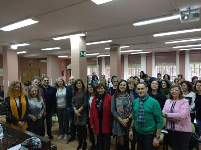 Jornada de la Red Profesional de Bibliotecas Escolares de Jaé.